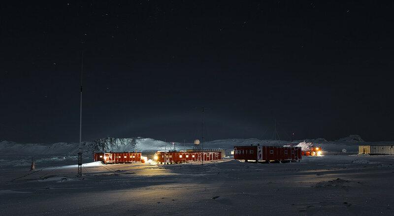 ночь полярная