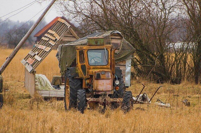 0 17dab8 2517f074 XL - Менуэт Советскому трактору