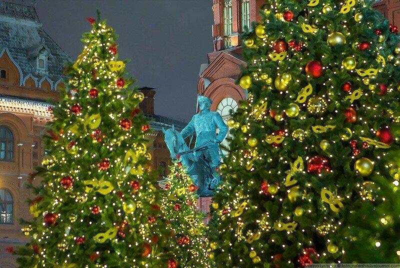 0 17db03 2dea18a4 XL - Новогодняя Москва: 46 фото