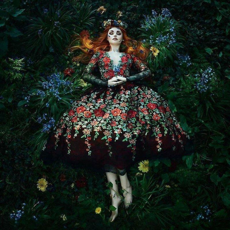 0 17de0f dfefda97 XL - Чувственная фотосессия девушек в красивых платьях