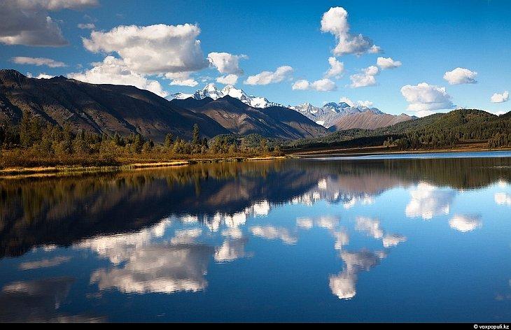 Пейзажи Казахстана (32 фото)