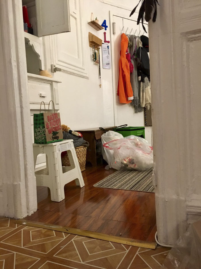 А это первая загадка с кошкой, которую Спельман предложила своим подписчикам из твиттера. Разгадка н