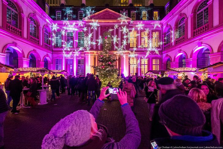 Европа включает Рождество (28 фото)