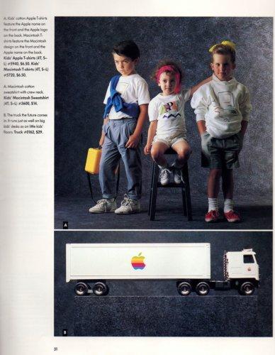 Вместе с предметами гардероба брендированию подверглись игрушки для детей.