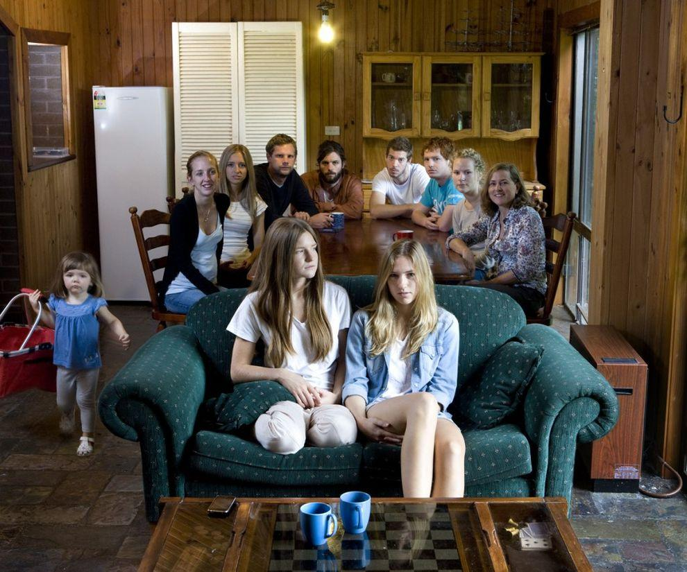 5. Кэролайн и Эллен Пресбери, Голубые горы, Австралия   Сестры Кэролайн (24 года) и Эллен (20 л