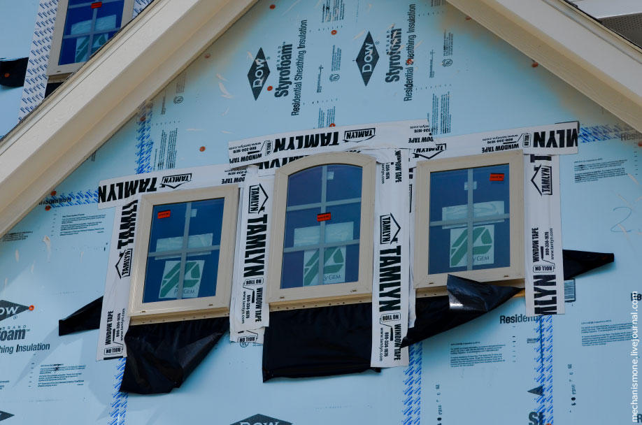 """53. Окна, используемые в строительстве, """"южные"""", и могут использоваться лишь в Техасе, Луи"""