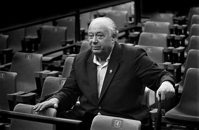 Трагедия жизни Николая Озерова — легендарного комментатора и голоса эпохи