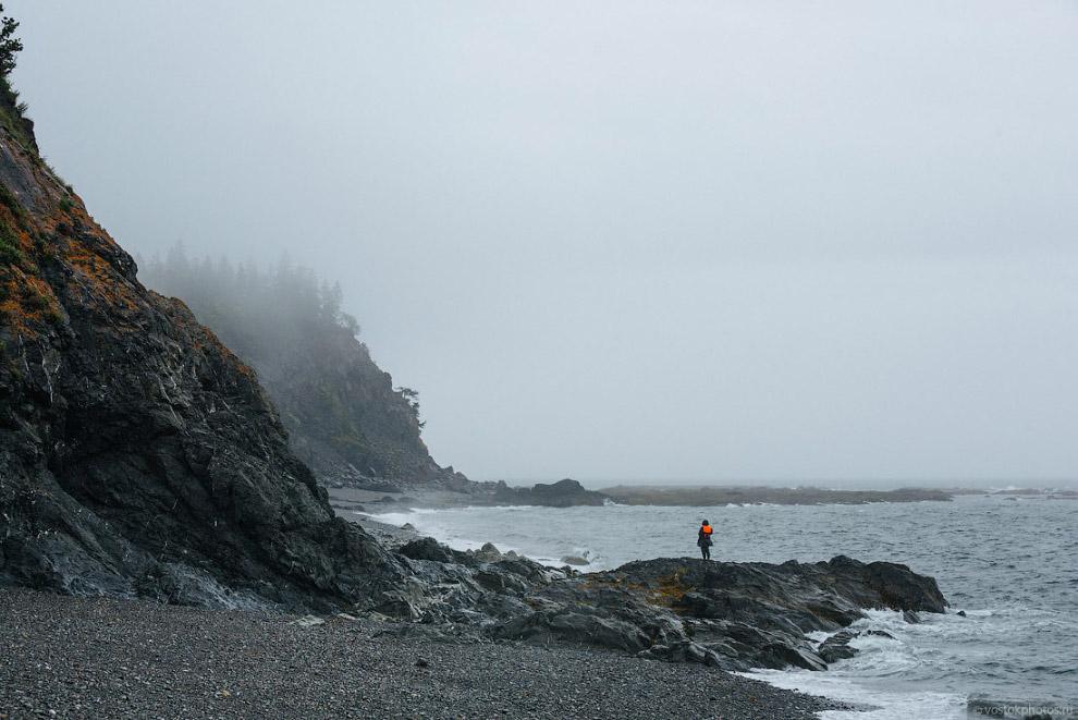 26. Для меня по сути архипелаг так и остался неизведанным: туманными островами, возникающими из ниот
