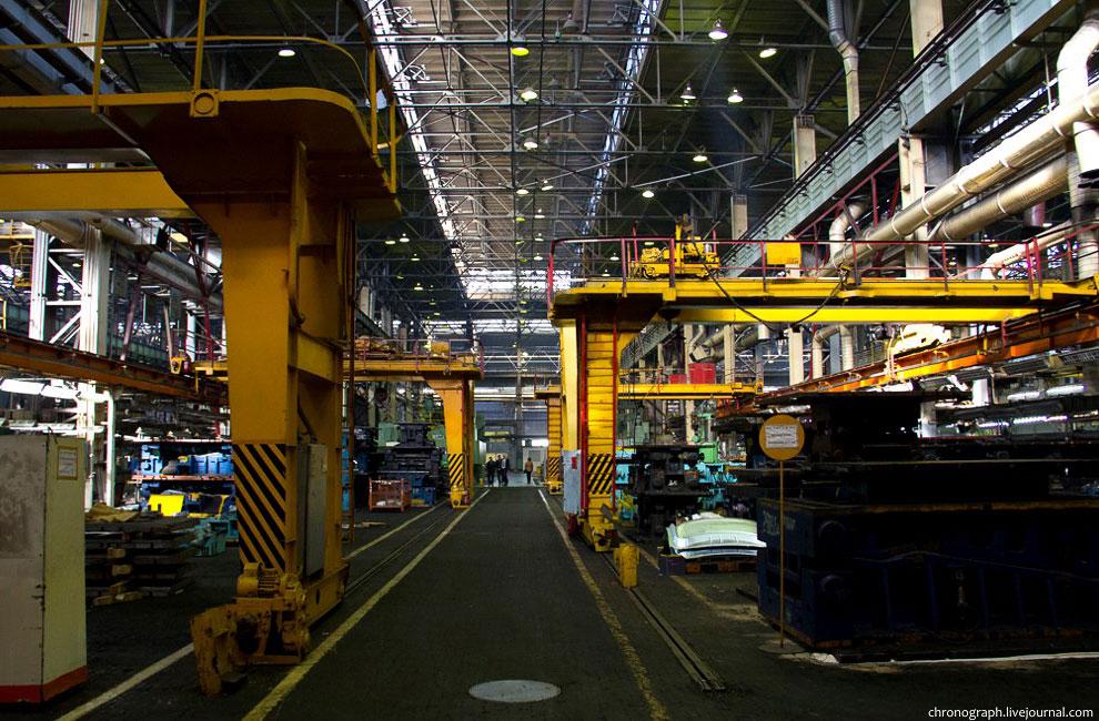 В 2010 году на АвтоВАЗе была запущена современная автоматическая прессовая линия японского производс