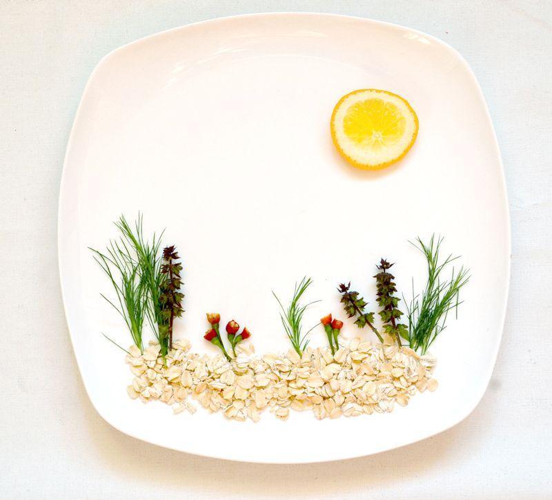 Маленькое чудо в тарелке (29 фото)