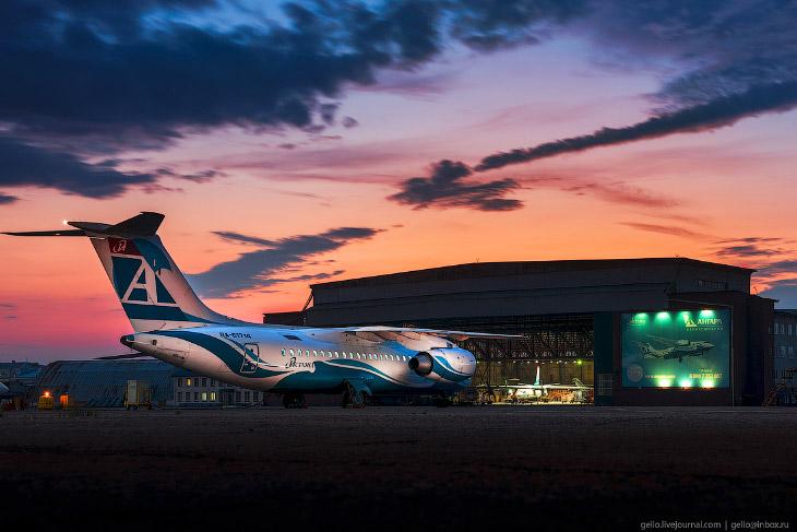 Авиакомпания «Ангара» — местные линии федеральной важности (56 фото)
