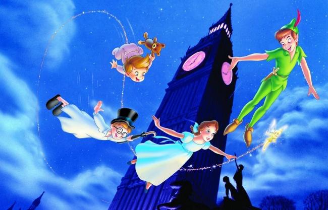 © Walt Disney Productions     Точная дата выхода новой диснеевской интерпретации «Питера