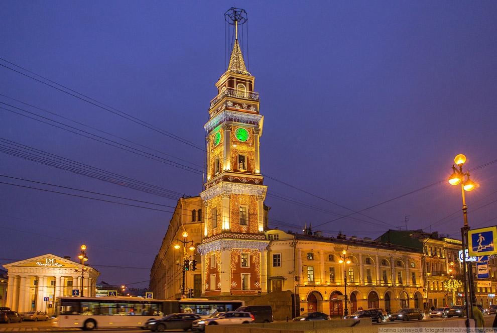 5. Казанская площадь.