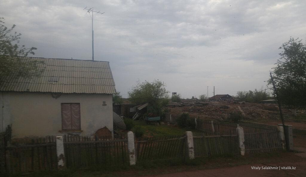 Село Аксуйек фотографии.