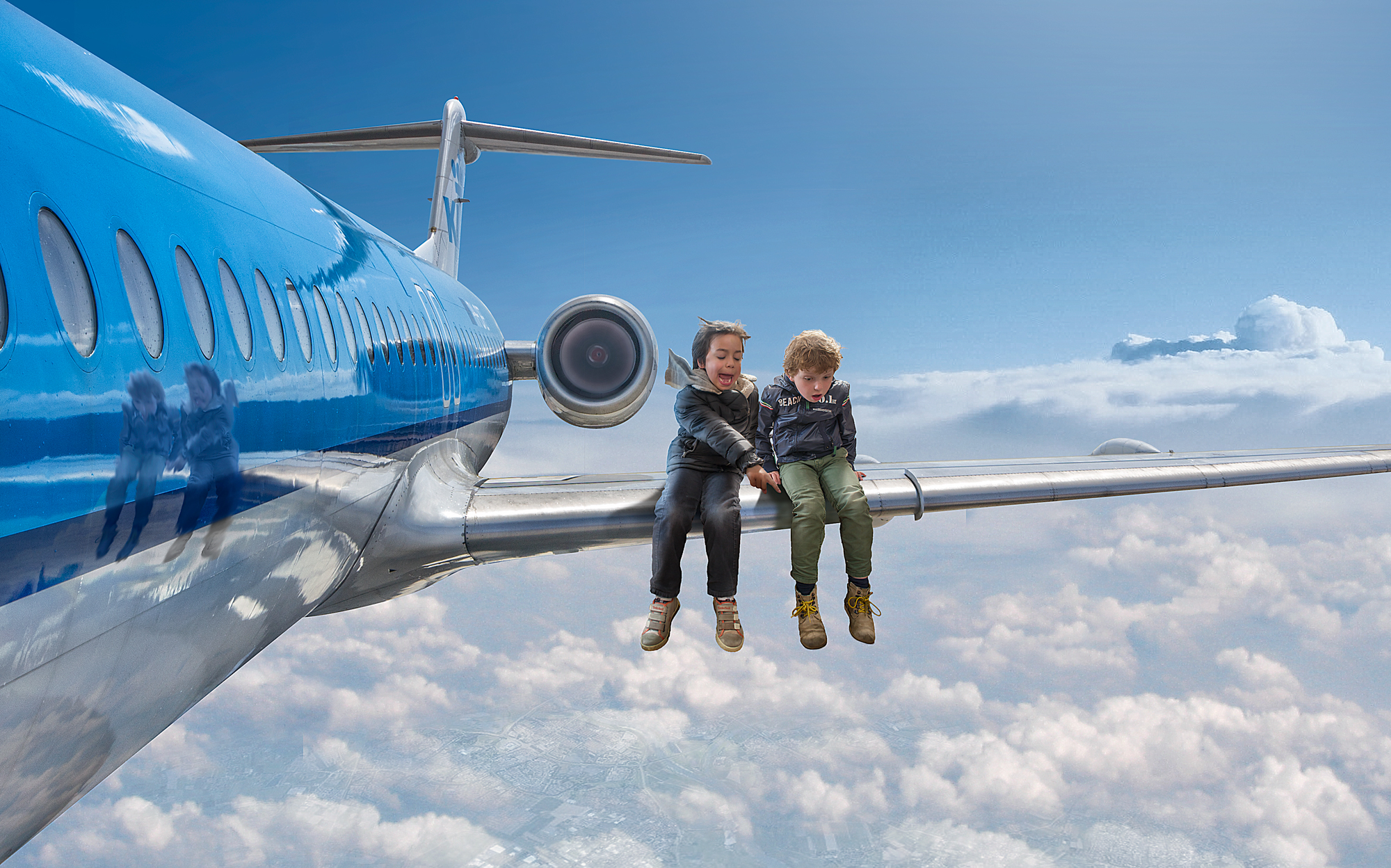 The Surreal and Surprising World of Adrian Sommeling