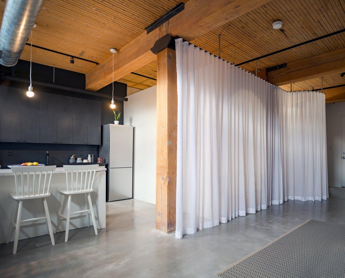 Лофт-студия в Торонто