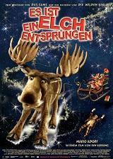 Рождественский гимн / Лось на Рождество / Es ist ein Elch entsprungen (2005/DVDRip)