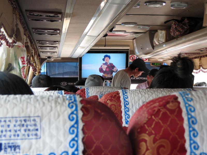 Японочку по имели в автобусе