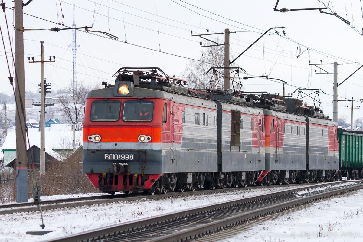 Локомотив ВЛ10 фото 3