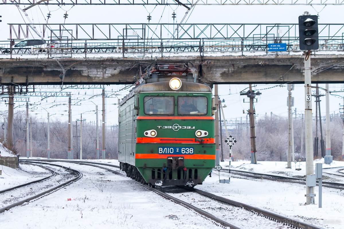 Локомотив ВЛ10 фото 8