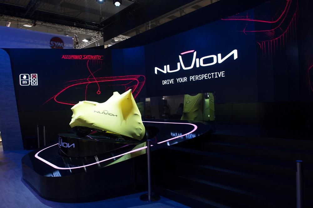 Концепт Quadro Nuvion