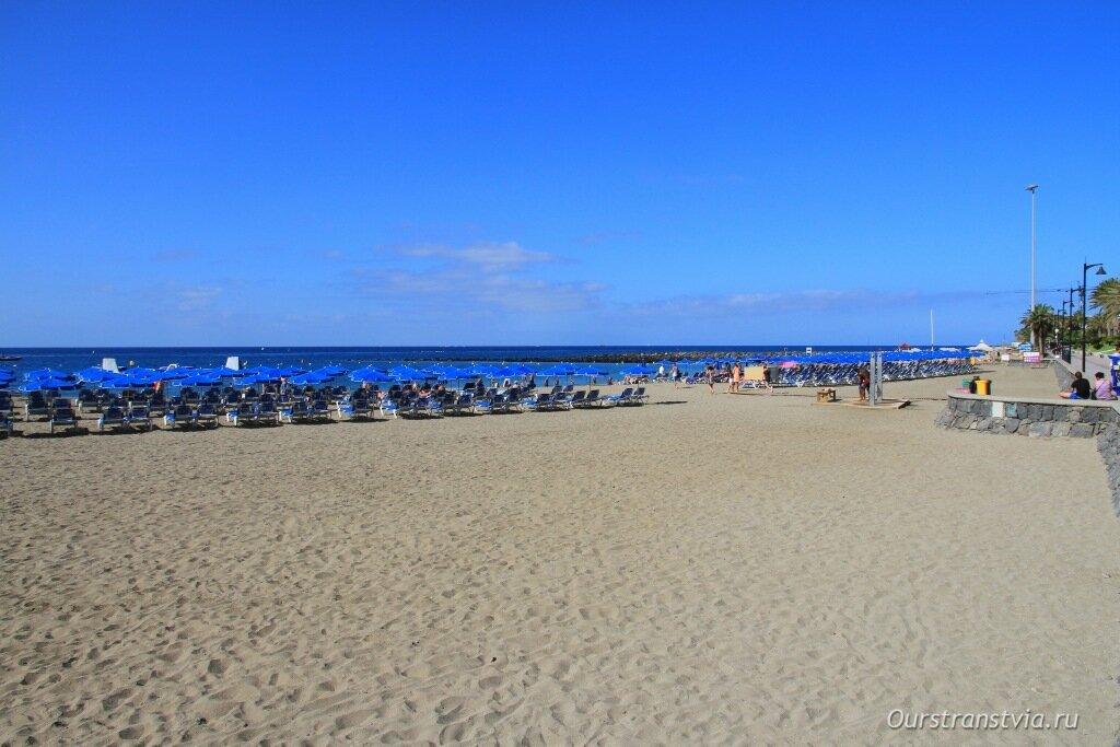 Плайя де Лас Вистас - описание и фото пляжа