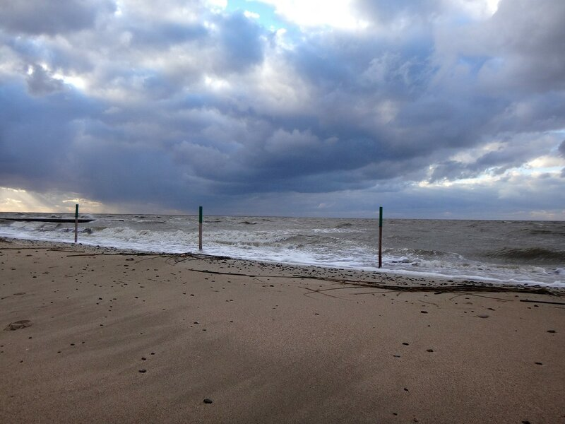 На песке ... На финише октября, в городе у моря Азовского. (92).JPG