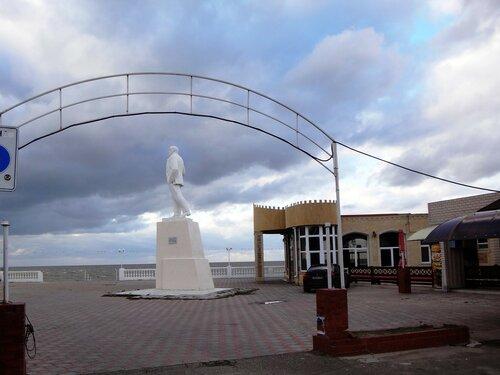 На набережной, у моря ... На финише октября, в городе у моря Азовского. (96).JPG