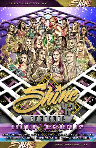 Post image of SHINE 47— первая победа Бонни