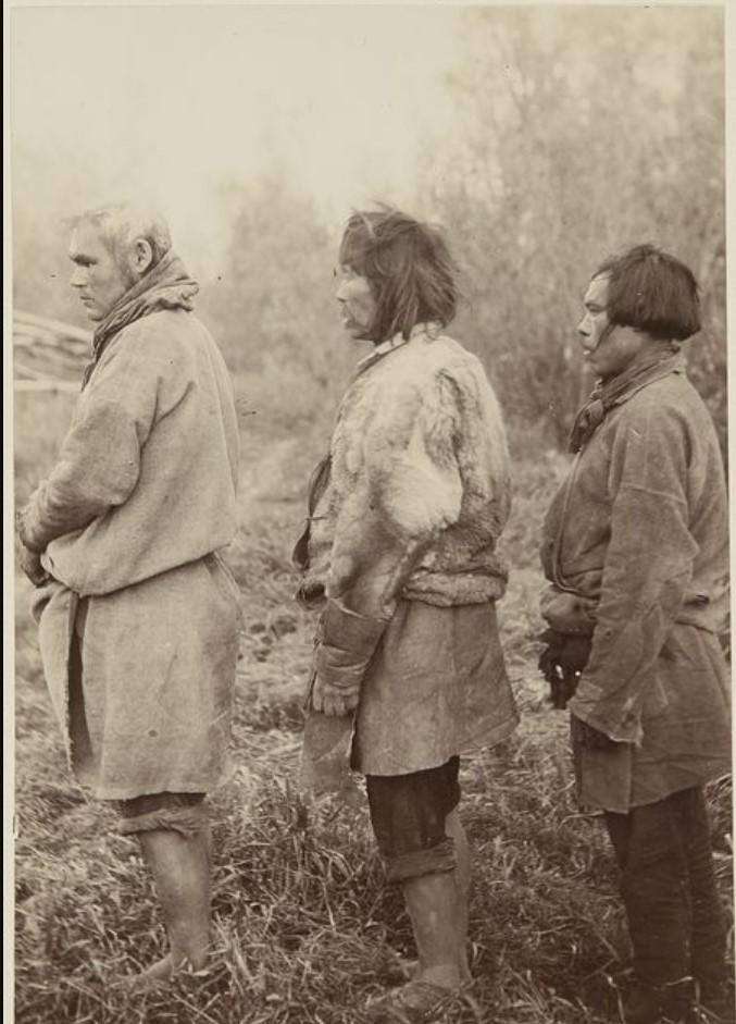 Три брата. Река Вах