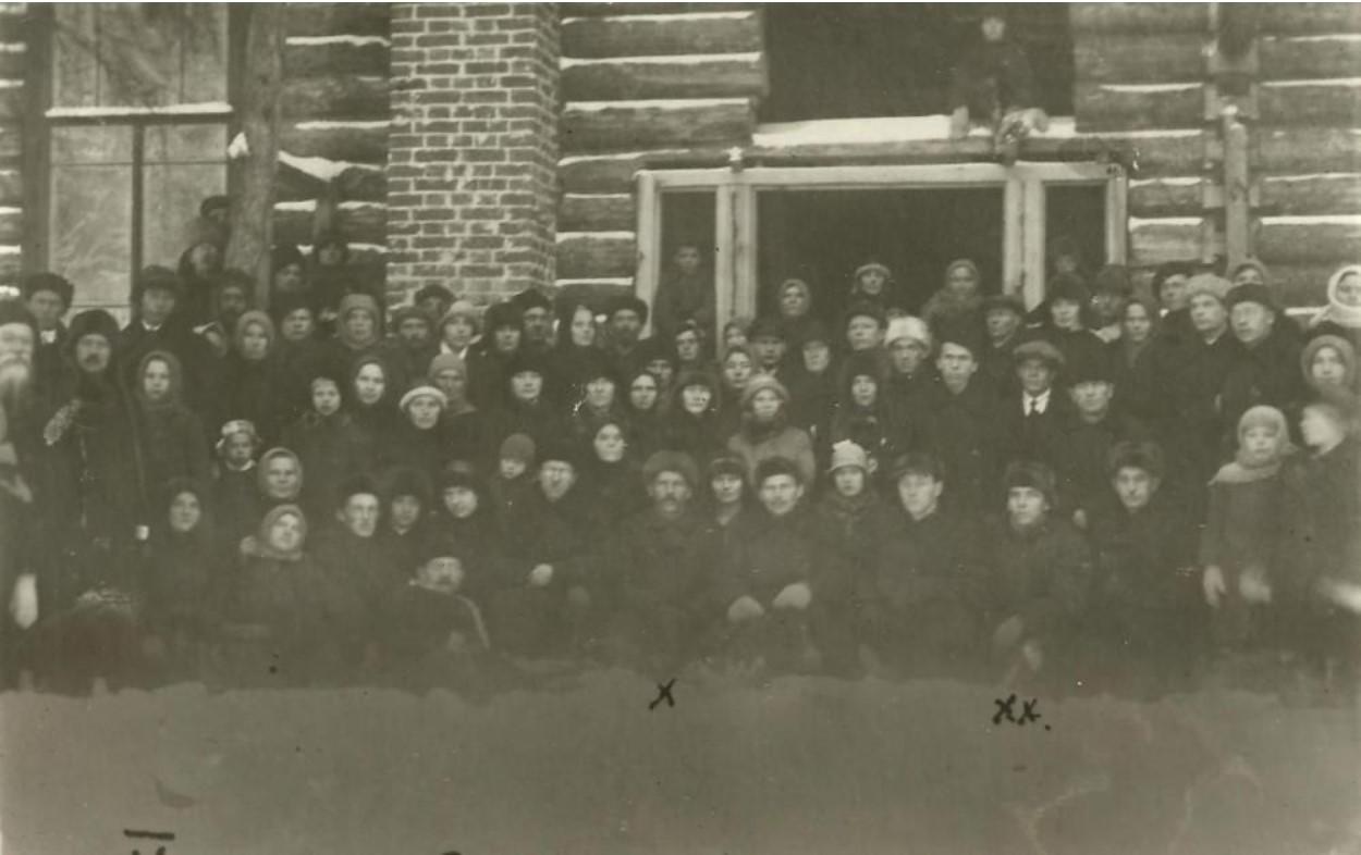 1927. Десятилетие Октябрьской революции