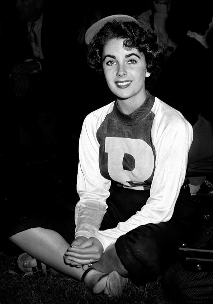 1949. Элизабет Тейлор