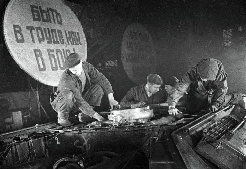 «Красная звезда», 1 ноября 1942 года