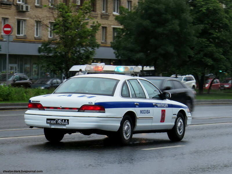 Ford Crown Victoria _450