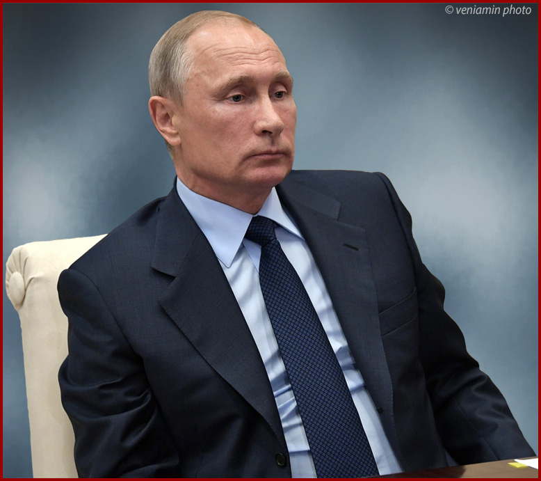Встреча В.В. Путина с избранным президентом Российской академии наук Александром Сергеевым 27 сент. 2017, Ново-Огарёво(4)