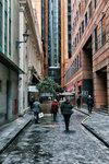 На улицах Мельбурна