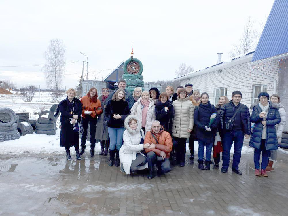 С Калужской областью познакомились представители Российского Союза туроператоров