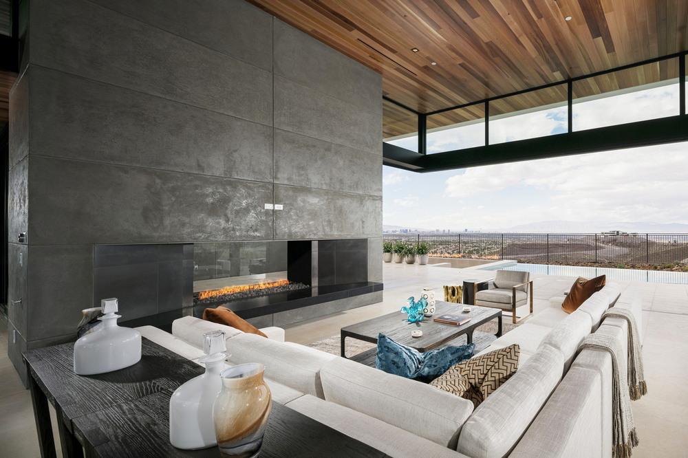 Элитный особняк в пустыне Невады за $7 295 000