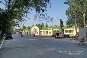Ж/д вокзал, Феодосия
