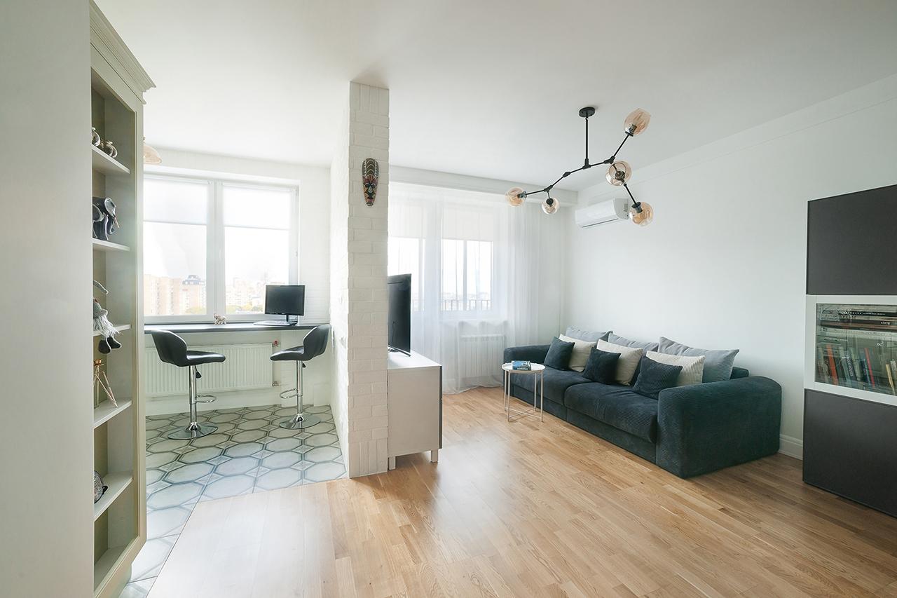портфолио фотографа: интерьеры квартиры