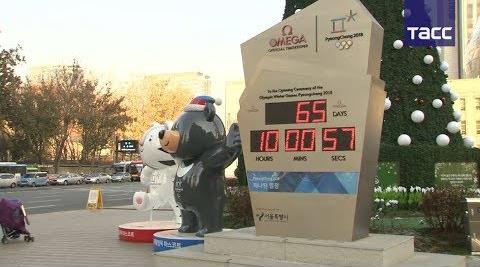 МОК допустил на Игры в Пхёнчхане Олимпийцев из России