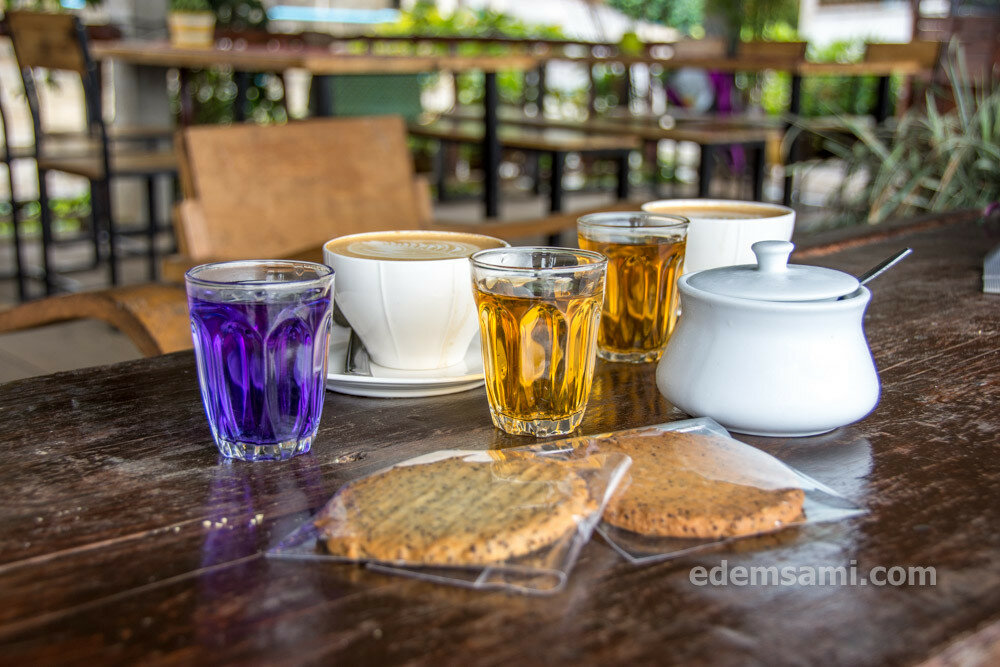 Дой Чанг кофе