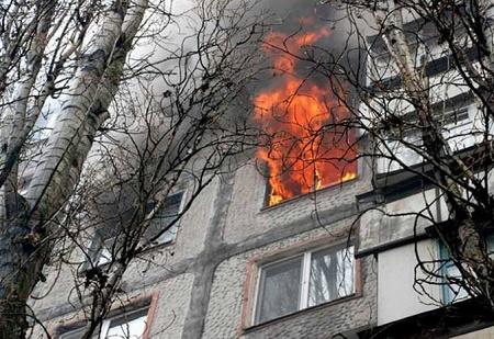 Пожар вжилом доме вСоветске устроил уголовник— полиция