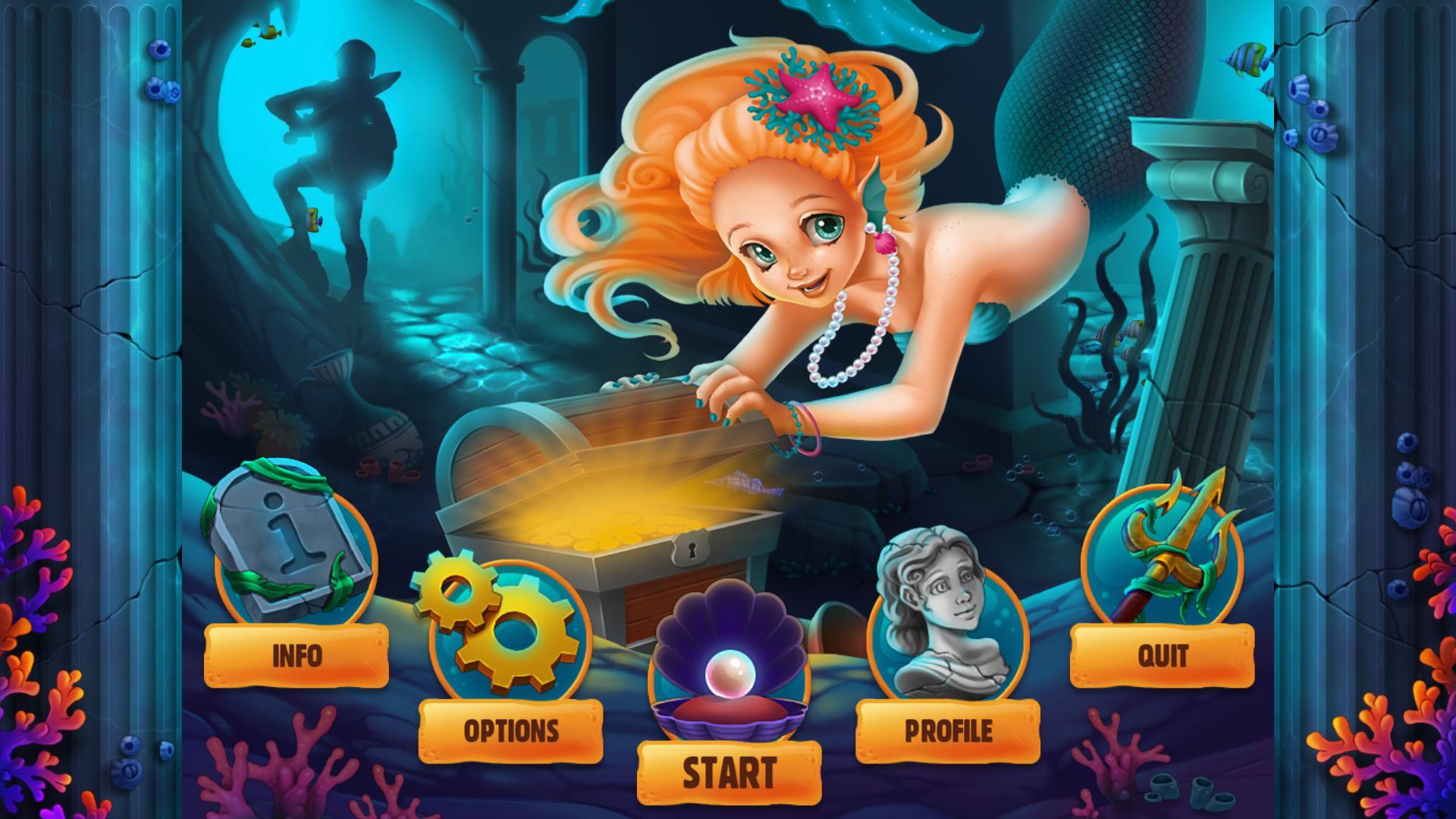 Fiona's Dream of Atlantis (En)