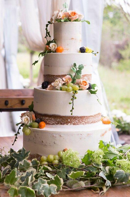 0 17828b 2ad54307 XL - Тенденции в изготовлении свадебных тортов на 2018 год