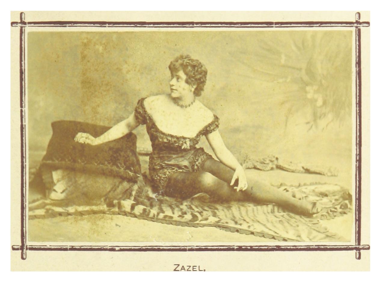 На пике своей карьеры Рихтер зарабатывала в неделю порядка 200 фунтов; новые выступления – как на те