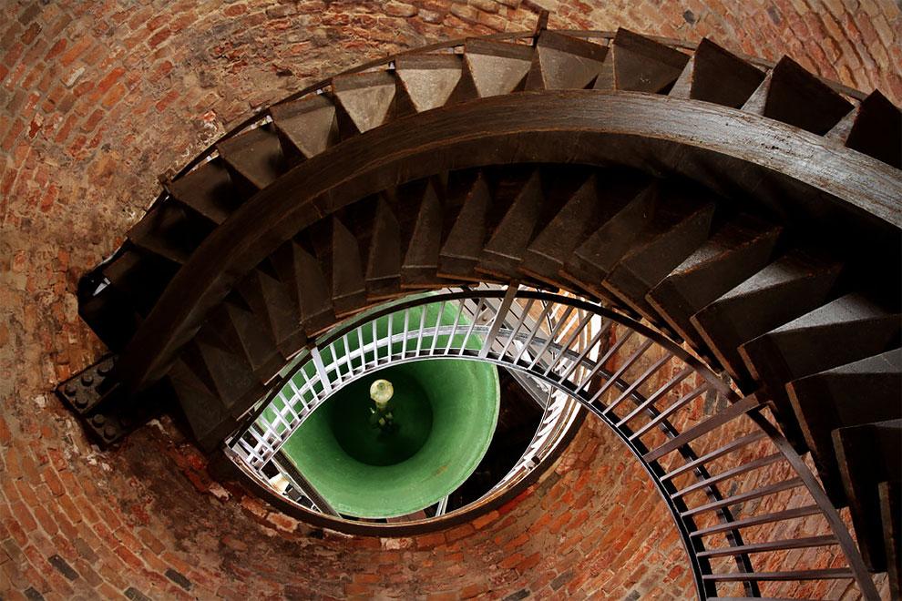 «Глаз башни», Мехмет Яса (Mehmet Yasa). Верона, Италия.