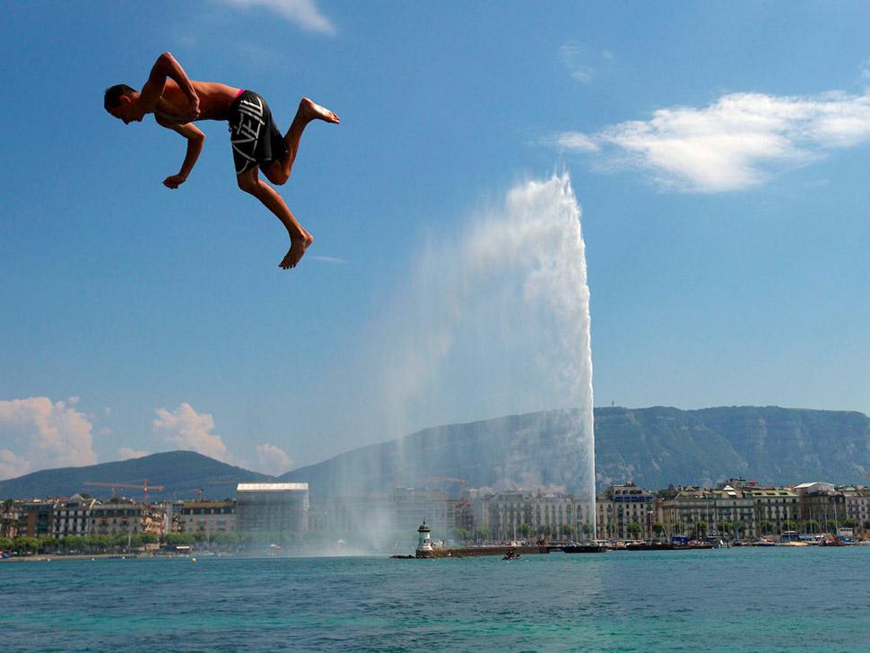 В Женеве практически все очень дорого, и даже услуги в сфере отдыха и развлечений — одни из самых до