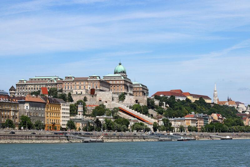 Берег реки Дунай, Будапешт, Венгрия
