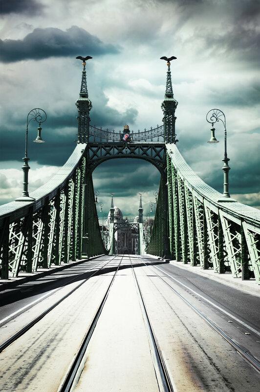 Мост Свободы, Будапешт, Венгрия